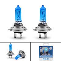 Genuine PHILIPS H7 5000K White Diamond Vision 12972DV 12V 55W Light Bulb x 2,