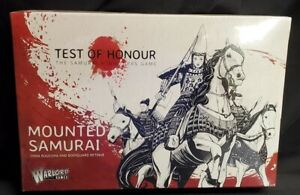 Test of Honour - Mounted Samurai (New, unopened)  by Warlord Games