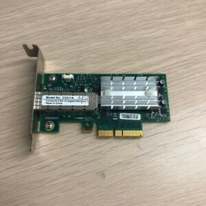 Mellanox MCX311A-Xcat CX311A ConnectX - 3 en Network Card 10GbE SinglePort SFP +