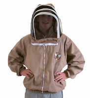 Beekeepers Cappuccino Fencing Jacket -  Size: XL
