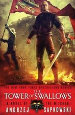 The Witcher: The Tower of Swallows 4 by Andrzej Sapkowski (2016, Paperback)