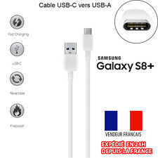 CABLE SYNC CHARGEUR USB-C (TYPE C) 3.1 VERS USB POUR SAMSUNG GALAXY S8+