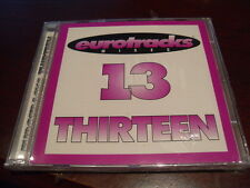 EUROTRACKS 13 CD WHIGFIELD CARTOUCHE NIGHTCRAWLERS WEST END UDS BOYS WILDSIDE