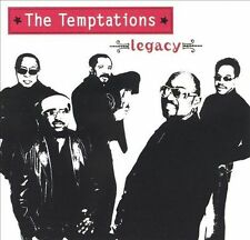 Legacy by The Temptations (Motown) (Motown)