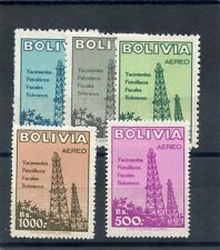 BOLIVIA Sc C182-6(MI 551-5)**F-VF NH $36