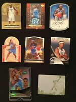 2003-04 Carmelo Anthony Rookie Auto, Etopps, printing Plate, Fleer, Upper Deck