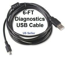6 Foot USB Interface Cable Compatible with GM Multiple Diagnostic Interface MDI