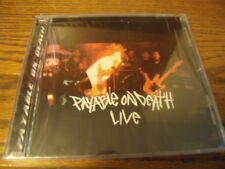 Live by Payable on Death/P.O.D. (CD, Jun-2001, Acts 26)