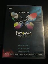 Eurovision Song Contest MALMO 2013 / Swedish 3xDVD Set (PAL) Region 0