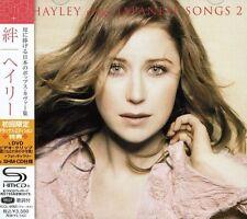 USED Hayley Sings Japanese Songs 2 (CD   DVD) CD