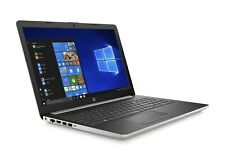 "HP 15.6"" Touchscreen Notebook/Laptop PC Quad Core i5-10210U 12GB 128GB SSD W10"