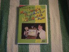Mr. Tony's Fine Art for Kids of All Ages (DVD, 2006) from Sunset Beach Portrait