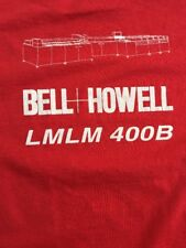Vintage Bell Howell LMLM  400B Tee Shirt Size XLarge
