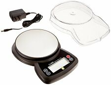Jennings CJ-4000 Portable Table Top Digital Scale 4000g x 0.5g AC Adapter