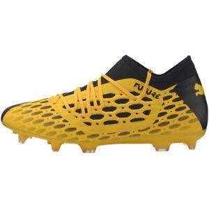 Puma Future 5.3 Netfit Fg Ag 105756 03 football boots yellow yellow