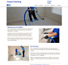 Carpet Cleaning Business for Sale | Website, Leaflet Template | £700+ Per Week