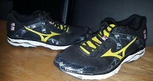 Mizuno wave inspire 10th anniversary UK 10 trainers running shoes VGC