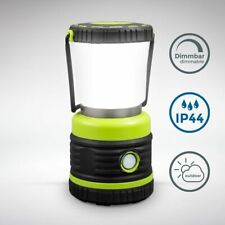 LED Camping Lampe tragbar Batterie hell dimmbar Allzweck Outdoor Laterne IP44