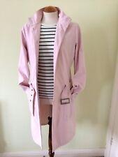 ELLE Trench Manteau de Pluie Mac. Pâle Rose Pastel. Taille 10