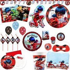 Miraculous Ladybug Tischdecke Plastiktischdecke Partydecke Decke Partydecke