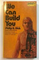 WE CAN BUILD YOU by PHILIP K DICK PBO (1972) DAW BOOKS UQ1014  VINTAGE 2B