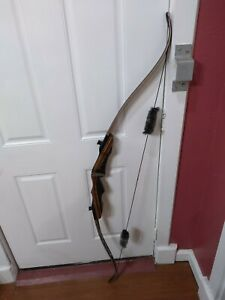 "PSE Night Hawk 62"" 50 lbs. Takedown Recurve Bow"
