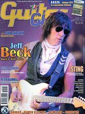 Guitar Club 2011 6.JEFF BECK,PETER HAMMILL,OSCAR DRONJAK,JOHN RENBOURN,STING,hhh