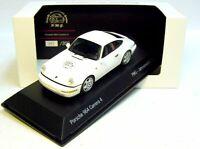 "1:43 SPARK 1990 PORSCHE 911 (964) Carrera 4 ""PMG 2010 "" white LE 300 pcs. MUSEUM"