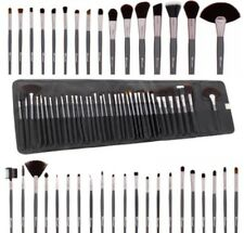 BH Cosmetics 36 Piece Ultimate Brush Set W/ Case Wrap Bag AUTHENTIC
