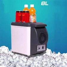 6L Auto Portable Mini Car Freezer Cooler Warmer Electric Camp Fridge Travel Box