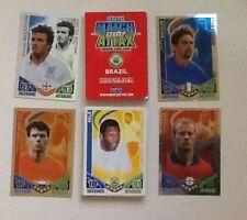 World Cup Football Trading Cards Single Season 2010