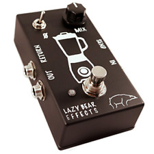Active Guitar/Bass Signal Blender/Mixer Effects Pedal w/ Phase Switch