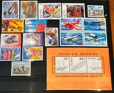 Iceland Year Set 1997 Complete - All Issues with Blocks - MNH - EXCELLENT!
