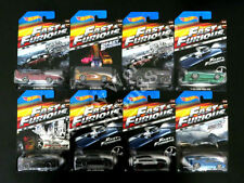 Mattel Fast & Furious Diecast Vehicles