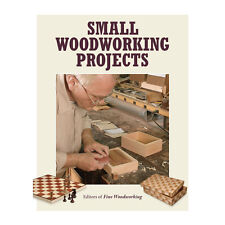 Small Woodworking Projects, Book