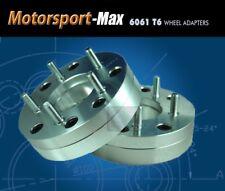 "2 Wheel Adapters 6x5 To 5x5 | Chevy 5 Lug Silverado Wheels on Trailblazer | 2"""