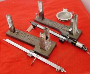 Vintage Herter's Reloading Scales Parts Set