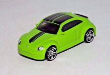 Hot Wheels 1 Loose Car 2012 Volkswagen Beetle Lime Green