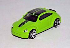 Hot Wheels 1 Loose Car 2012 Volkswagen Beetle Lime Green