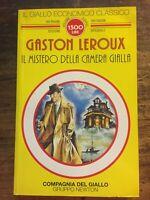 Il mistero della camera gialla - Gaston Leroux