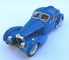 Bugatti type 57 Atlantic 1939 - RIO 1/43