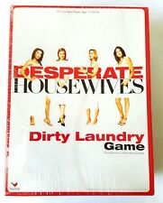 Desperate House Wives Dirty Laundry Game, 2005 NEW SEALED