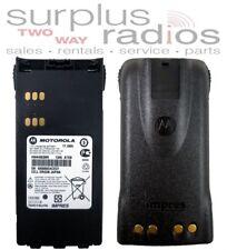 Impres Oem Motorola Battery Li Ion Ht1250 Mtx850 Mtx9250 Mtx8250 Ht750 Hnn4003br