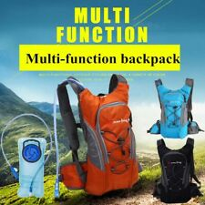 MTB Bicycle Rucksack 2L Water Bag Outdoor Sport Hiking Riding Hydration Backpack