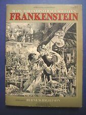 Frankenstein by Berni Wrightson Marvell Softback (1983) Stephen King intro