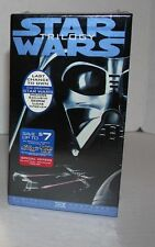 Star Wars Original Trilogy Unedited Theatrical Versions NEW SEALED VHS