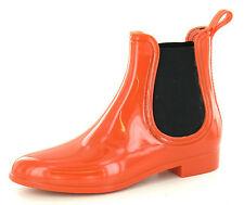 OFERTA Negro, Verde O Naranja PVC CHAROL SIN CIERRES Unbranded Botas de agua.