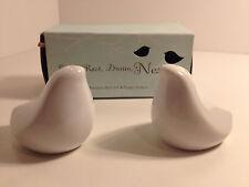 Wedding Star Love Bird Salt & Pepper Shakers In Gift Package