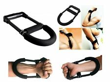 NEW WRIST HAND ARM ADJUSTABLE FOREARM GRIP GRIPPER FITNESS STRENGTH EXERCISER