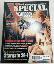 Magazine - Xpose Magazine Special #18 Yearbook 2001/02 Buffy X-Files Smallville